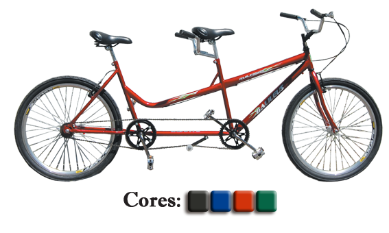 Biciccleta-Dupla